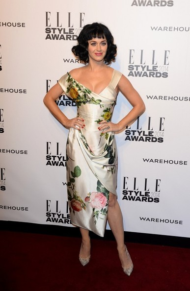 Katy Perry - Arrivals at the ELLE Style Awards