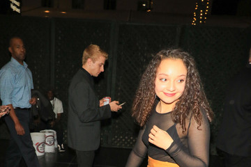 Kayla Maisonet Kayla Maisonet Outside Black Panther Premiere at Dolby Theatre