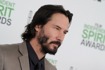 Keanu Reeves Film Independent Spirit Awards 2014