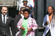 Keith L. Williams Seen At 'Jimmy Kimmel Live'