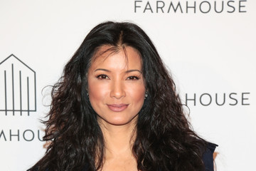 Kelly Hu Grand Opening Of Farmhouse Los Angeles