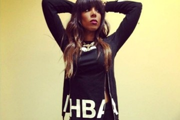 Singer Kelly Rowland attends Black Girls Rock! 2013 at New