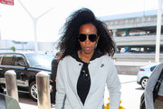Kelly Rowland Is Seen At LAX