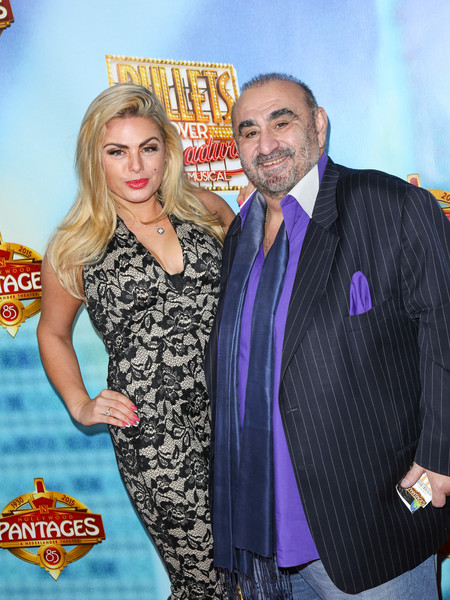 Celebrities Attend 'Bullets Over Broadway' Premiere