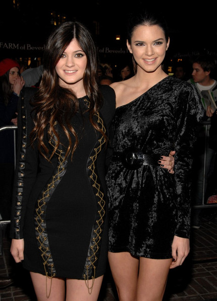 """Kendall Jenner """"Beastly"""" Premiere.The Grove, Los Angeles, CA.February 24, 2011."""