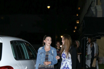 Kendall Vertes Celebrities Are Seen at The Grove