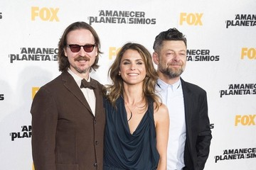Keri Russell 'Dawn of the Planet of the Apes' Premieres in Madrid
