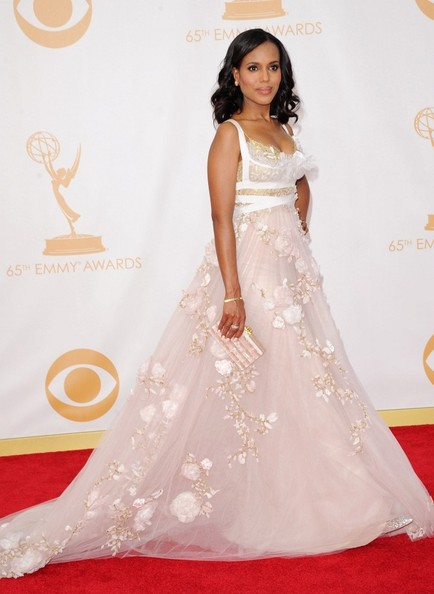 Kerry Washington - Arrivals at the 65th Annual Primetime Emmy Awards — Part 2
