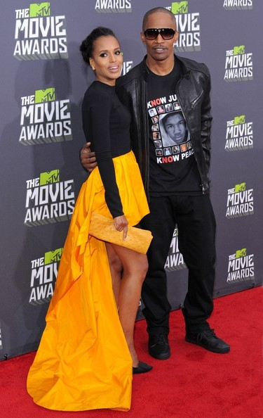 Arrivals at the MTV Movie Awards