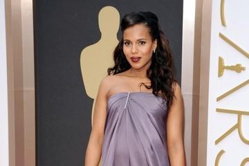 Kerry Washington Arrivals at the 86th Annual Academy Awards