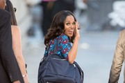 Kerry Washington Heads to 'Jimmy Kimmel Live!'