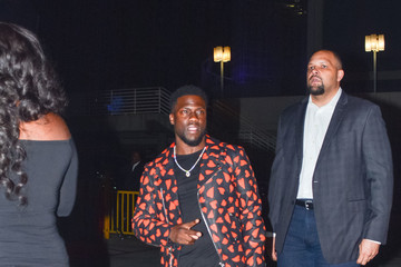 Kevin Hart Kevin Hart Arrives At Drake's 'Scorpion' Tour At Staples Center