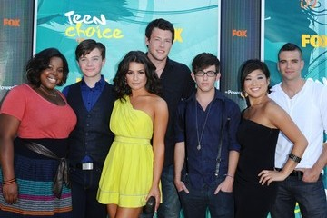 Kevin McHale Chris Colfer File Photos: Cory Monteith (1982-2013) — Part 4
