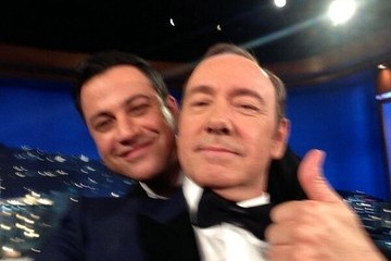 Kevin Spacey Celebrity Social Media PIcs