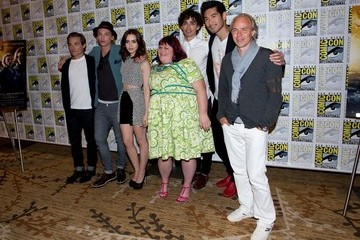 Kevin Zegers Harald Zwart 'The Mortal Instruments' at Comic-Con