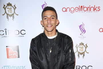 Khleo Thomas Angel Brinks Fashion 5-Year Anniversary Celebration