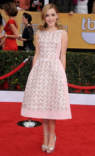 Kiernan Shipka - 19th Annual SAG Awards