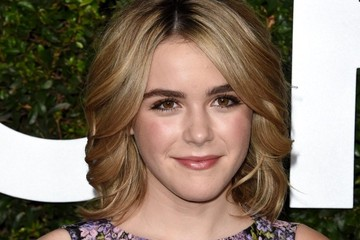 Kiernan Shipka Arrivals at the 'Young Hollywood' Event