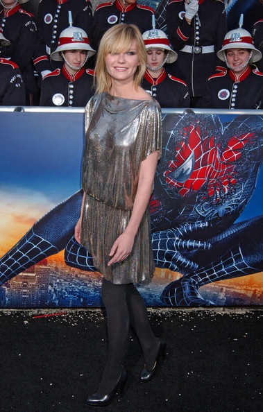 Kirsten Dunst - Spiderman 3 in NYC Images - Frompo