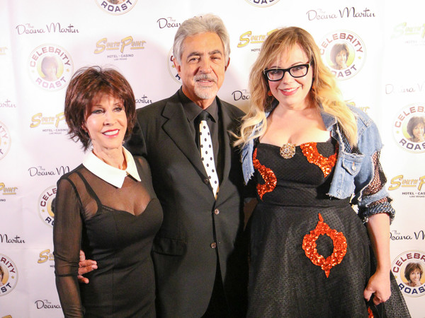 The Deana Martin Celebrity Roast Red Carpet