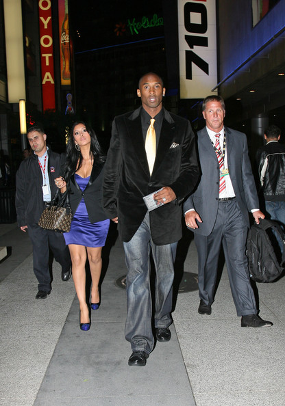 Kobe Bryant and wife Vanessa Photos Photos Zimbio