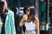 Kourtney Kardashian out and about