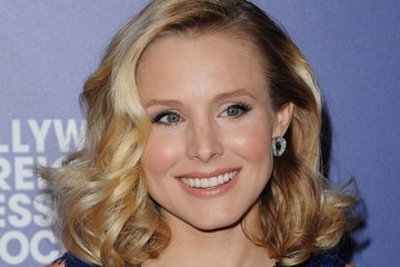 Kristen Bell Arrivals at the HFPA Installation Dinner