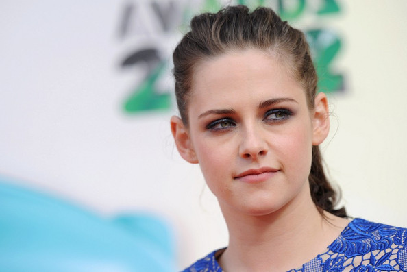 Kristen Stewart Nickelodeon's 25th Kids' Choice Awards.USC's Galen Center, Los Angeles, CA.March 31, 2012.