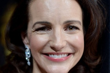 Kristin Davis Olivier Awards Reception