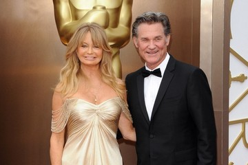 Kurt Russell Arrivals at the 86th Annual Academy Awards