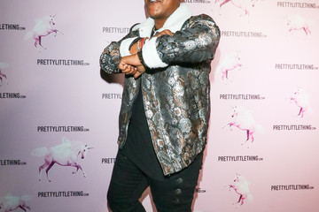 Kyle Massey PrettyLittleThing LA Office Opening Party