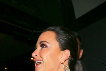 Kyle Richards Kyle Richards Steps Out in Beverly Hills