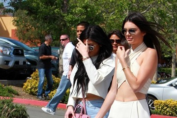 Kylie Jenner The Kardashian-Jenner Family Celebrates Easter