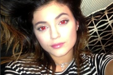 Kylie Jenner Celebrity Social Media Pics