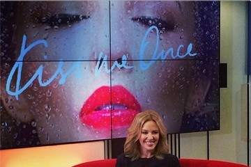 Kylie Minogue Celebrity Social Media Pics