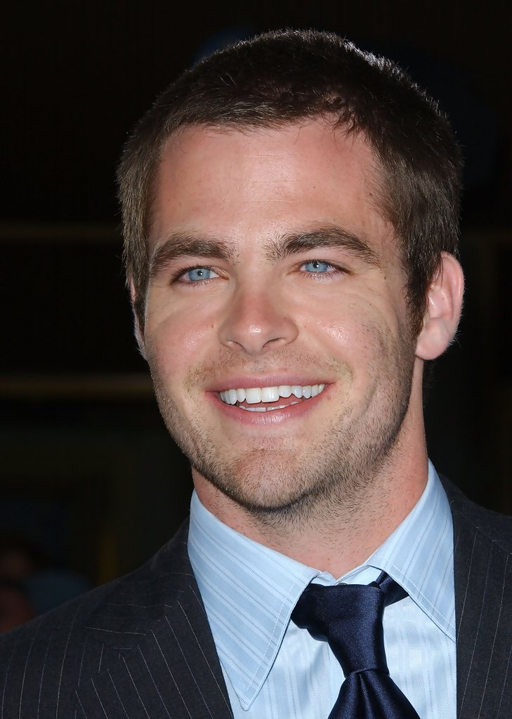 Chris Pine Photos Phot...