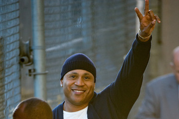 LL Cool J LL Cool J at 'Jimmy Kimmel'