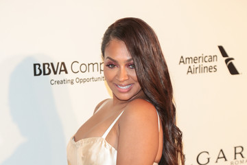 La La Anthony 26th Annual Elton John AIDS Foundation's Academy Awards Viewing Party