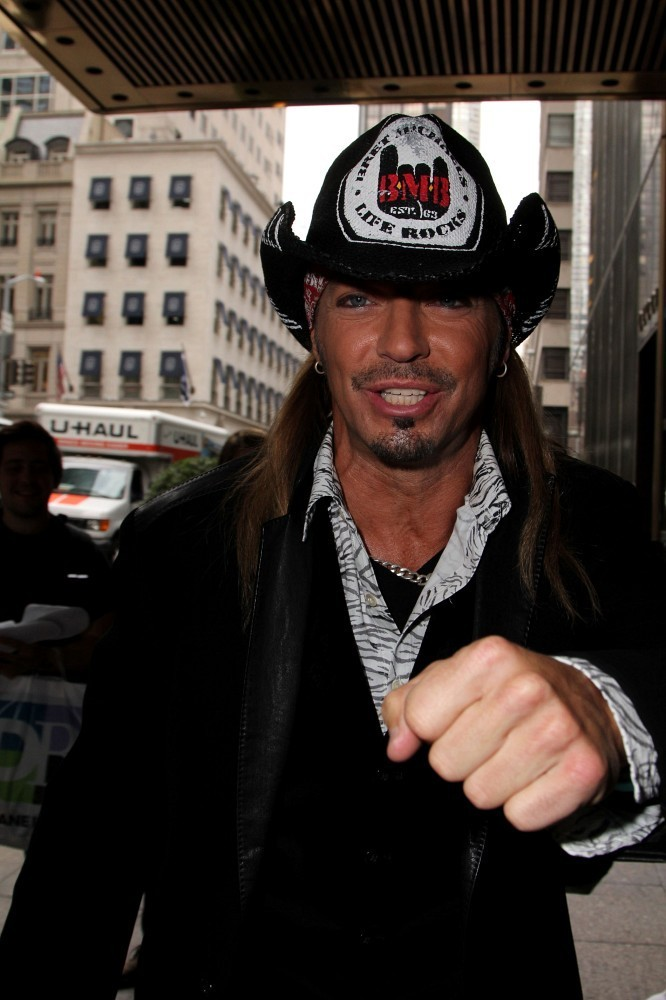 Bret Michaels Wins on