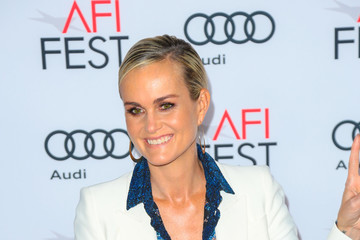 Laeticia Hallyday AFI Fest Opening Night - Premiere of 'Rules Don't Apply'