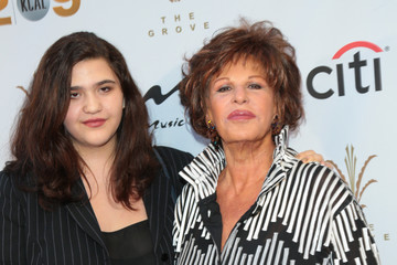 Lainie Kazan 2018 Grammys Viewing Party
