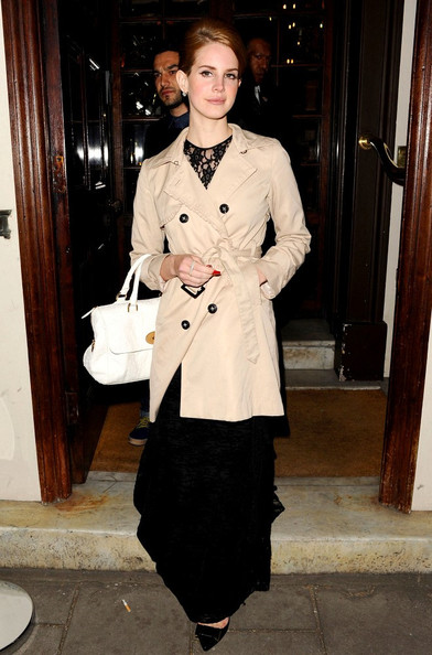 Mulberry After Party at London Fashion Week []