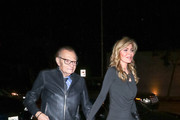 Larry King and Shawn Southwick Photos Photo