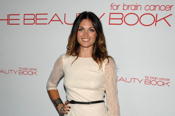 Kate French The Launch of The Beauty Book for Brain Cancer