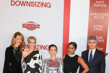Laura Dern Hong Chau Paramount Pictures Special Screening of 'Downsizing'