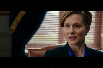 Laura Linney Stills from 'The Fifth Estate' Trailer