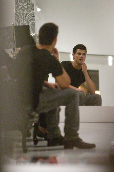 Taylor Lautner and Taylor
