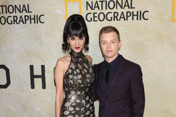 Layla Alizada Premiere of National Geographic's 'The Long Road Home'