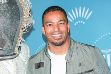 Laz Alonso Cirque du Soleil Presents The Los Angeles Premiere Event Of 'Luzia'