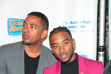 Laz Alonso Algee Smith The Actors Fund's 2017 Looking Ahead Awards Honoring the Youth Cast of NBC's 'This Is Us'